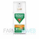 Jungle Formula Forte Original Repellente Anti-Zanzare Spray 75 ml