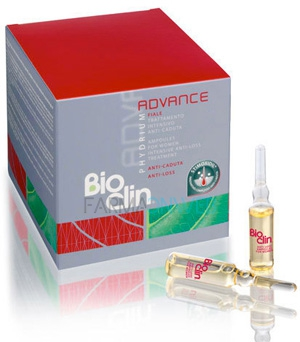 Bioclin Linea Capelli Phydrium Advance Rinforzante Capelli Donna 15 Fiale 5 ml