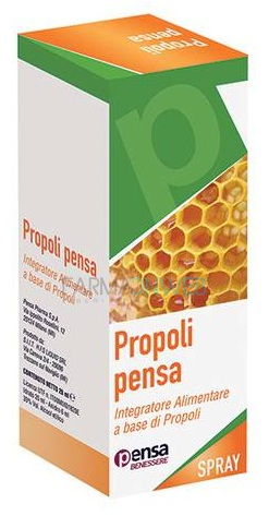 Propoli Spray Pensa Integratore Alimentare 20 ml