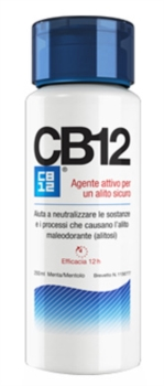 Omega Pharma CB12 Collutorio Alitosi Effetto Immediato 250 ml