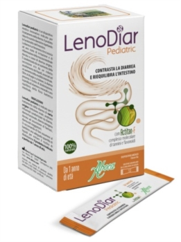Aboca Naturaterapia Lenodiar Pediatric 12 Bustine
