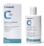 Ceramol DS Dermoshampoo Cute e Capelli 200 ml