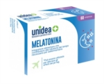 Unidea Melatonina 1 mg Integratore Alimentare 60 compresse