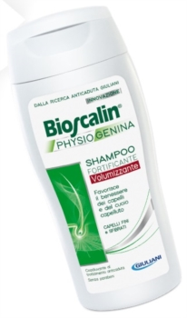 Bioscalin Physiogenina Shampoo Fortificante Volumizzante 200 ml